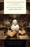 eBook: The Essential Prose of John Milton