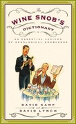 eBook: The Wine Snob's Dictionary