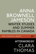 eBook: Winter Studies and Summer Rambles in Canada