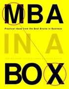 eBook: MBA in a Box