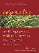 eBook: Help Me Live, Revised