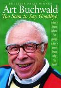 eBook: Too Soon to Say Goodbye