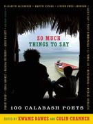 eBook: So Much Things to Say