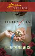 eBook: Legacy of Lies (Mills & Boon Love Inspired Suspense)