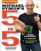 eBook: Michael Symon's 5 in 5