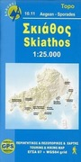 Skiathos 1 : 25 000