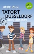 eBook: 4D - Tatort Düsseldorf