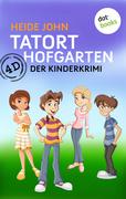eBook: 4D - Tatort Hofgarten