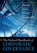 eBook: Oxford Handbook of Corporate Governance