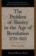 eBook: Problem of Slavery in the Age of Revolution, 1770-1823