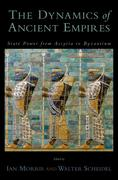 eBook: Dynamics of Ancient Empires: State Power from Assyria to Byzantium