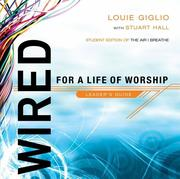 eBook:  Wired: For a Life of Worship Leader's Guide