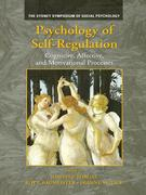 eBook: Psychology of Self-Regulation