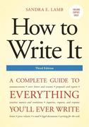 eBook: How to Write It, Third Edition