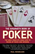 eBook: The Mammoth Book of Poker