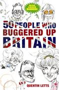 eBook: 50 People Who Buggered Up Britain