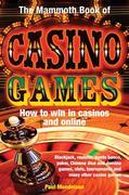 eBook: The Mammoth Book of Casino Games