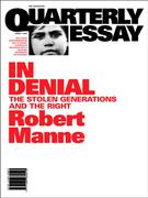 eBook: Quarterly Essay 1 In Denial