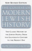eBook: The Course of Modern Jewish History