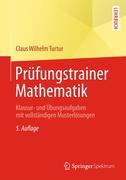 Turtur, Claus Wilhelm: Prüfungstrainer Mathematik