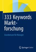 333 Keywords Marktforschung