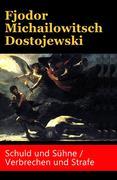 eBook: Schuld und Sühne / Verbrechen und Strafe