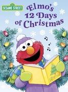 eBook: Elmo's 12 Days of Christmas (Sesame Street)