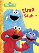 eBook: Elmo Says... (Sesame Street)