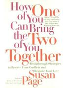 eBook: How One of You Can Bring the Two of You Together