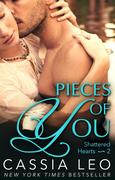 eBook: Pieces of You (Shattered Hearts 2)