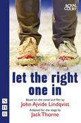 eBook: Let the Right One In (stage version) (NHB Modern Plays)