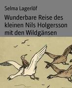 eBook: Wunderbare Reise des kleinen Nils Holgersson mit den Wildgänsen