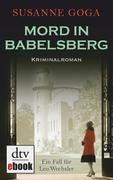 eBook: Mord in Babelsberg