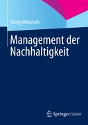 eBook: Management der Nachhaltigkeit