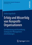 eBook: Erfolg und Misserfolg von Nonprofit-Organisationen