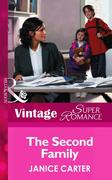 eBook: Second Family (Mills & Boon Vintage Superromance) (You, Me & the Kids - Book 3)