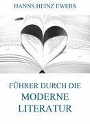 eBook: Führer durch die moderne Literatur