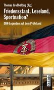 eBook: Friedensstaat, Leseland, Sportnation?