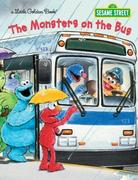 eBook: The Monsters on the Bus (Sesame Street)