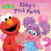 eBook: Abby's Pink Party (Sesame Street)