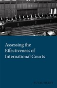 eBook: Assessing the Effectiveness of International Courts