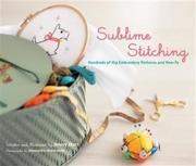 eBook: Sublime Stitching