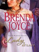 eBook: Lady at Last (Mills & Boon M&B) (The DeWarenne Dynasty - Book 4)
