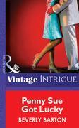 eBook: Penny Sue Got Lucky (Mills & Boon Vintage Intrigue)