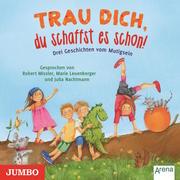0405619807628 - F. Reichenstetter;C. Wimmer;Jutta Langreuter: Trau dich, du schaffst es schon! - Book