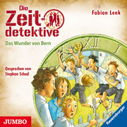 0405619807666 - Fabian Lenk: Lenk, F: Die Zeitdetektive 31. Das Wunder von Bern - Книга