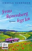 eBook: Frau Rosenberg legt los