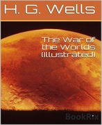 eBook: The War of the Worlds (Illustrated)