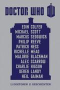 eBook:  Doctor Who: 11 Doktoren, 11 Geschichten