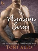 eBook: The Assassins Series 5-Book Bundle